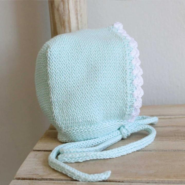 Mint Bonnet