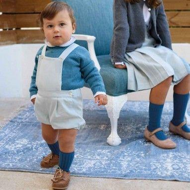 Aqua baby Shortalls