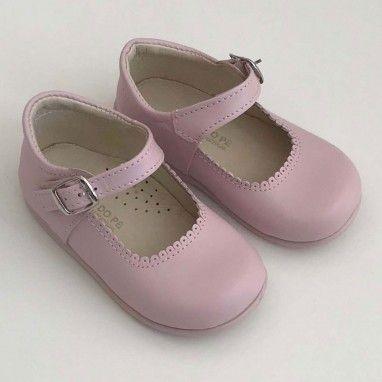 Sapatos Rosa com sola flexível