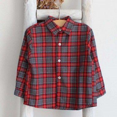Camisa Xadrez
