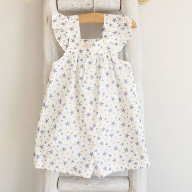 Shortalls with Stars