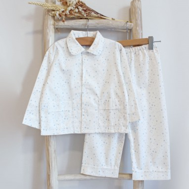 Pijama de rapaz com estrelas