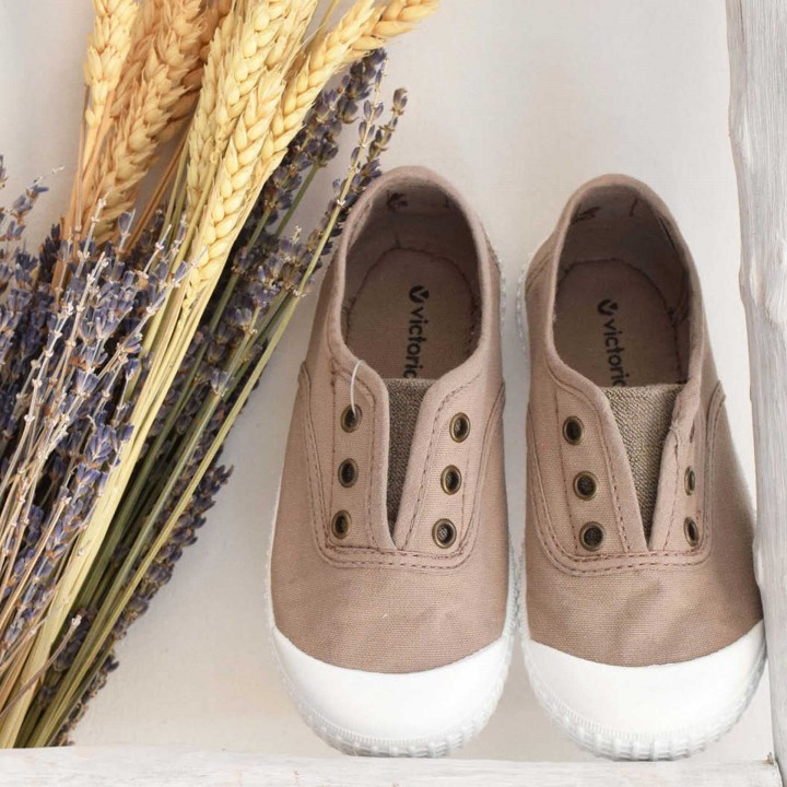 Sand Washed Canvas Shoes