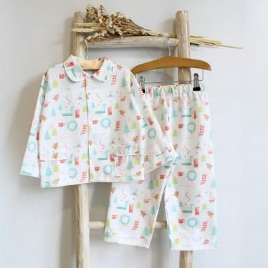 Pijama Bolachas
