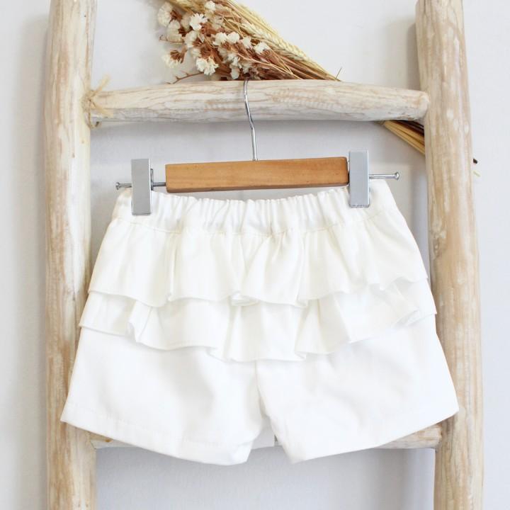 Frilly Shorts