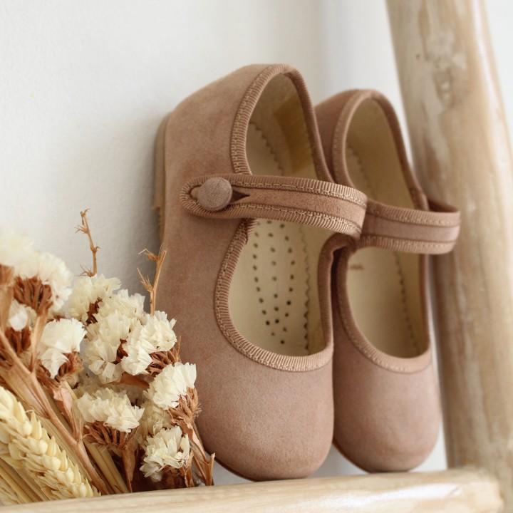 Sapatos feijão
