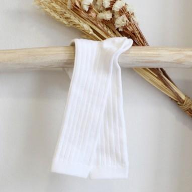 Knee High white Socks
