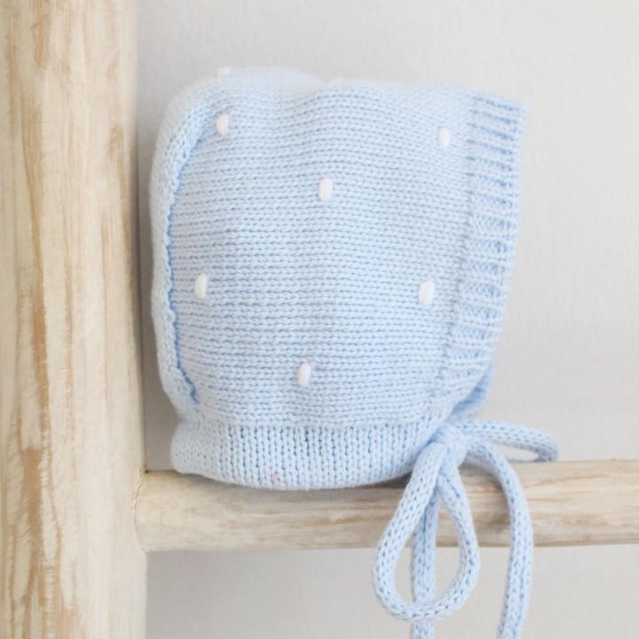 Organic cotton Bonnet