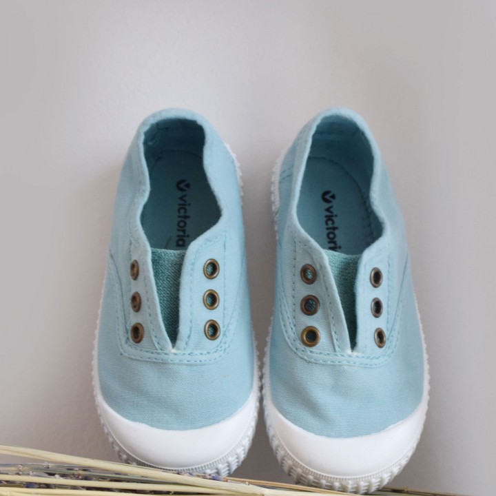 Apple Washed Canvas Shoes