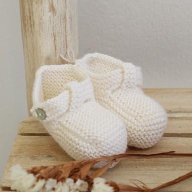 Sapatinhos em lã