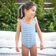 Stripes Swimsuit