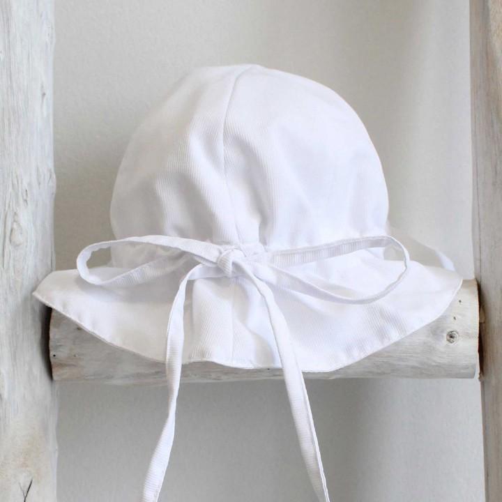 Chapéu folho e atilho
