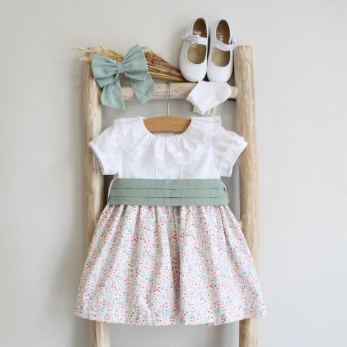 Floral Mix Dress