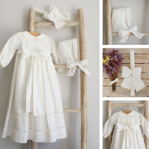 special occasion ivory dress