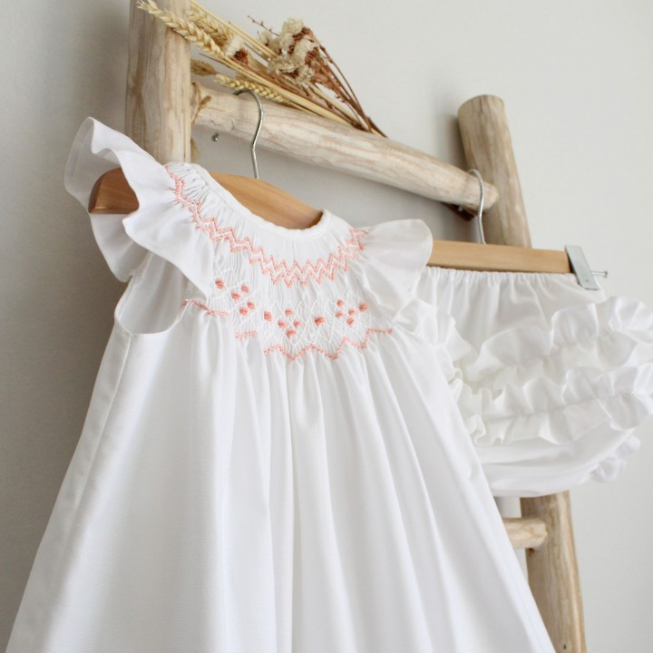 Hand embroidered Tunic with Bloomers