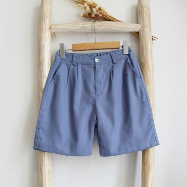 Dusty Blue shorts