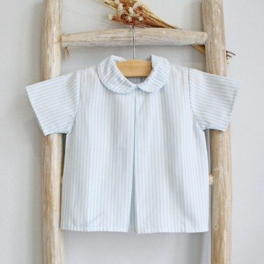 Camisa Peter Pan
