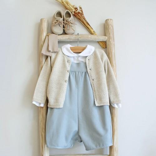 Blue Shortalls