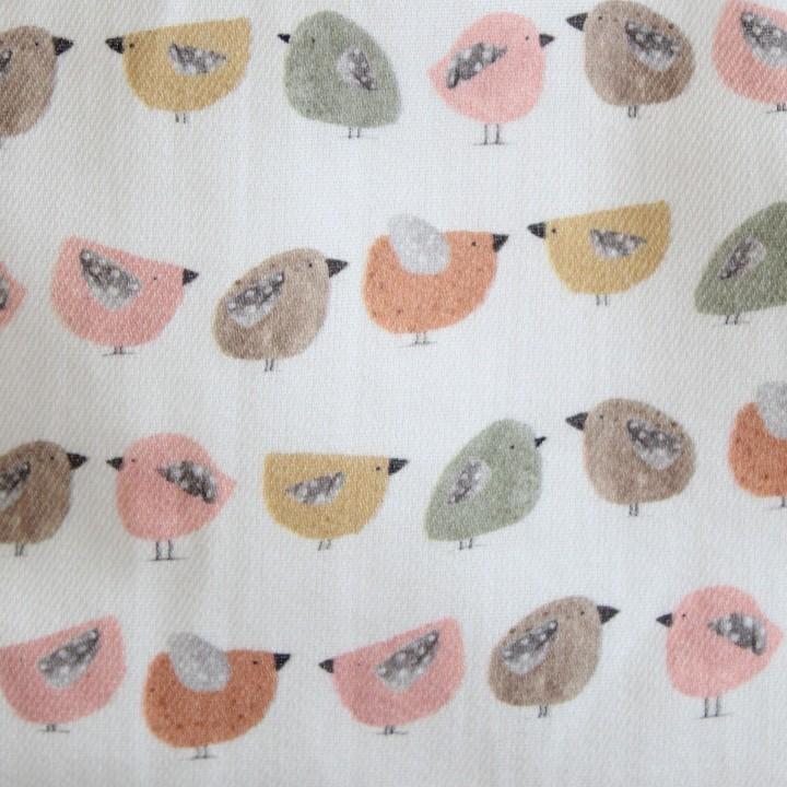 Romper with Birds