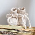 Wool Knitted boots