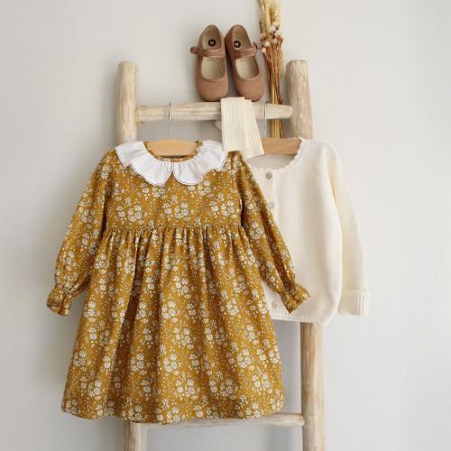 Liberty Floral Dress