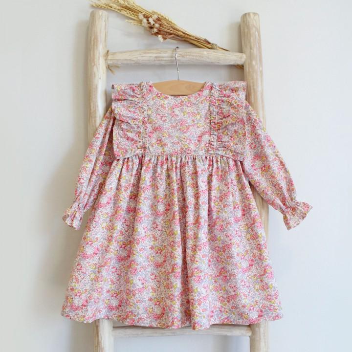 Vestido Flores Liberty