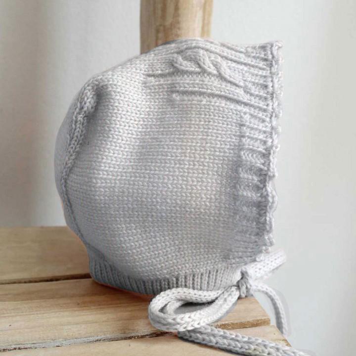 Knitted Bonnet